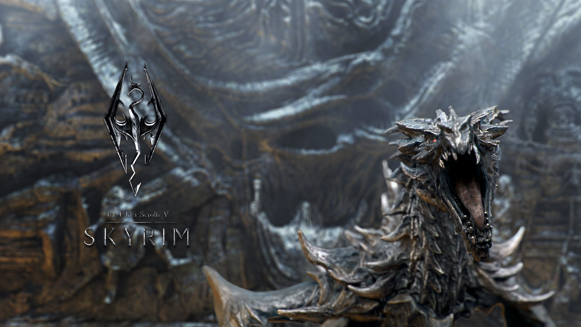 Skyrim Dragon: Skyrim Off The Record - An Elder Scrolls